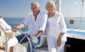 retire on a boat